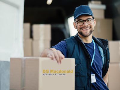 About DG MacDonald Moving & Storage Ltd.